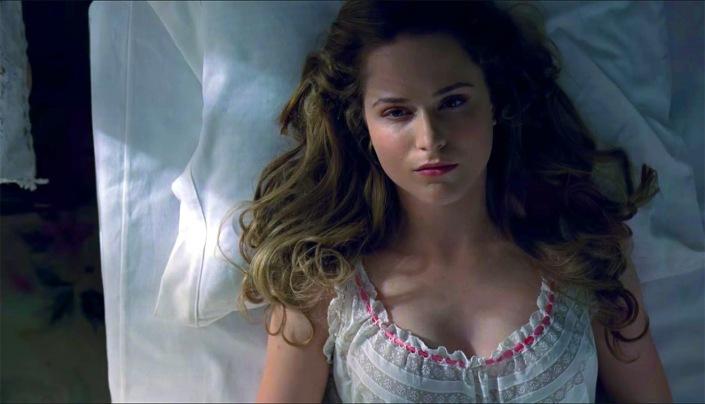 Evan Rachel Wood, umanamente robotica in Westworld